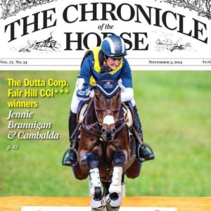 Jennie Brannigan and Cambalda Chronicle Cover