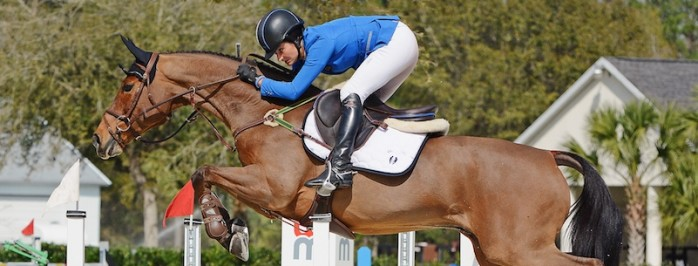 Jennie and Toad Eventing Prix Invitational